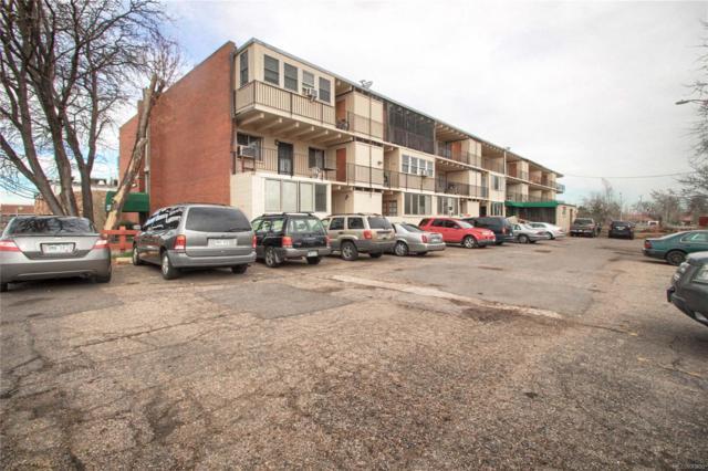 12245 E 14th Ave Avenue #307, Aurora, CO 80011 (MLS #2264052) :: 8z Real Estate