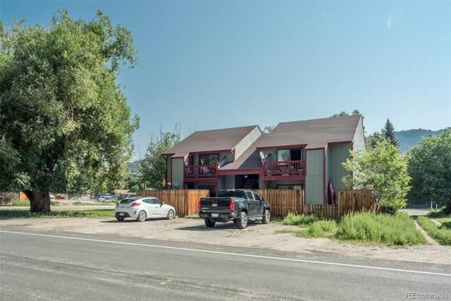 301 S Gunnison Avenue, Buena Vista, CO 81211 (#2264101) :: Bring Home Denver with Keller Williams Downtown Realty LLC
