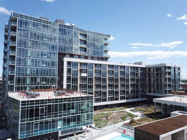 4200 W 17th Avenue #525, Denver, CO 80204 (MLS #2264258) :: 8z Real Estate