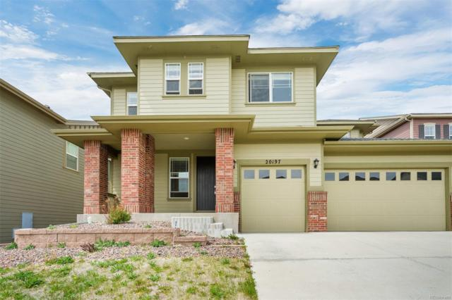20197 Spruce Point Place, Parker, CO 80134 (#2264282) :: The HomeSmiths Team - Keller Williams