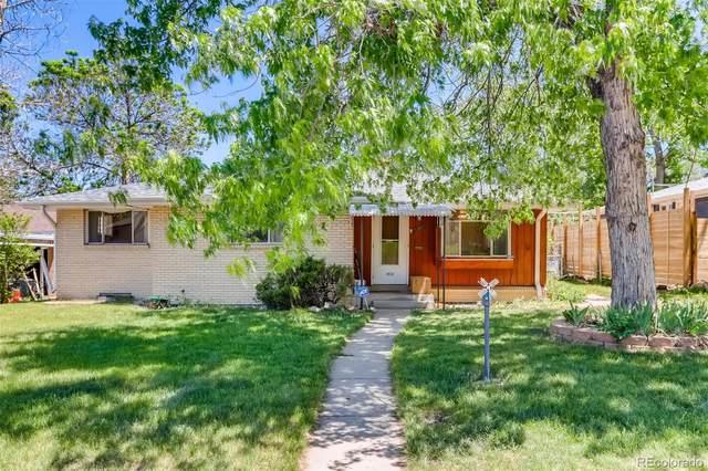 1830 S Wolcott Court, Denver, CO 80219 (#2264528) :: Mile High Luxury Real Estate