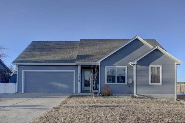 175 Rushmore Street, Elizabeth, CO 80107 (MLS #2264529) :: 8z Real Estate