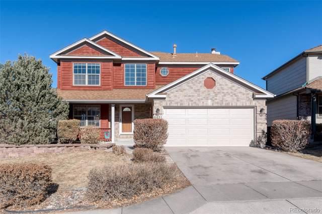6451 Maroon Mesa Drive, Colorado Springs, CO 80918 (#2264531) :: milehimodern