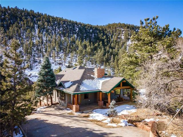 1225 Longmont Dam Road, Lyons, CO 80540 (MLS #2264613) :: 8z Real Estate