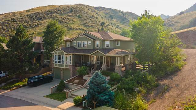 493 Canyon Point Circle, Golden, CO 80403 (#2264733) :: Re/Max Structure