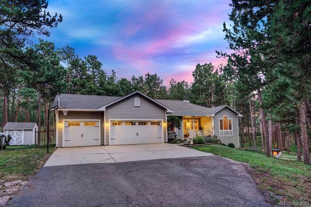 19115 Deerfield Road, Monument, CO 80132 (MLS #2264903) :: Clare Day with Keller Williams Advantage Realty LLC