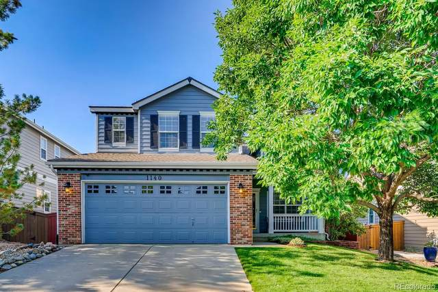 1140 Thornbury Place, Highlands Ranch, CO 80129 (#2264908) :: Colorado Home Finder Realty