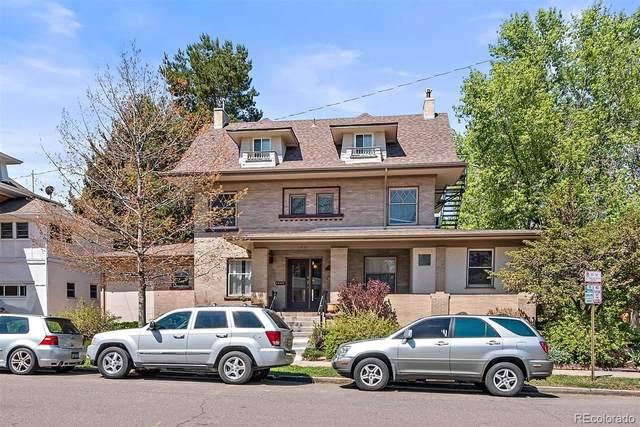 1451 Madison Street #5, Denver, CO 80206 (#2265963) :: Wisdom Real Estate
