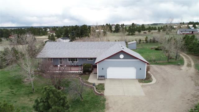 1590 Buttercup Road, Elizabeth, CO 80107 (MLS #2266449) :: 8z Real Estate