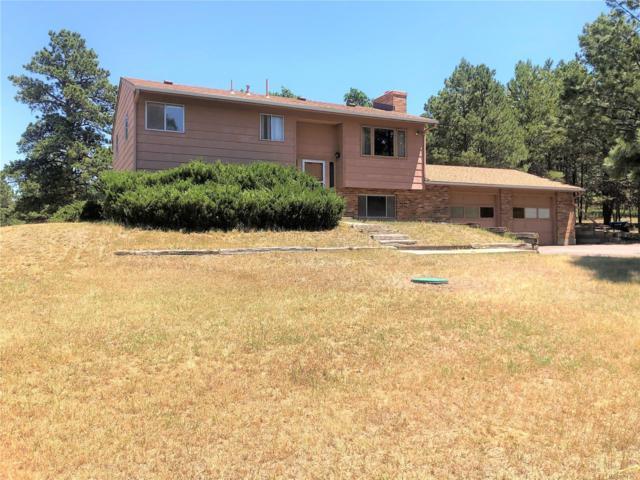 195 Stagecoach Trail, Elizabeth, CO 80107 (MLS #2267589) :: 8z Real Estate