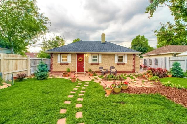 1644 Willow Street, Denver, CO 80220 (#2267780) :: The Heyl Group at Keller Williams