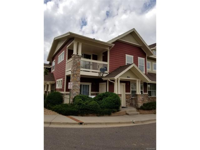9311 Amison Circle #203, Parker, CO 80134 (#2267842) :: The Peak Properties Group