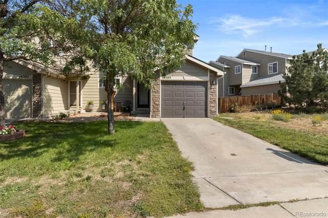 14389 E Elk Drive, Denver, CO 80239 (MLS #2267913) :: Find Colorado