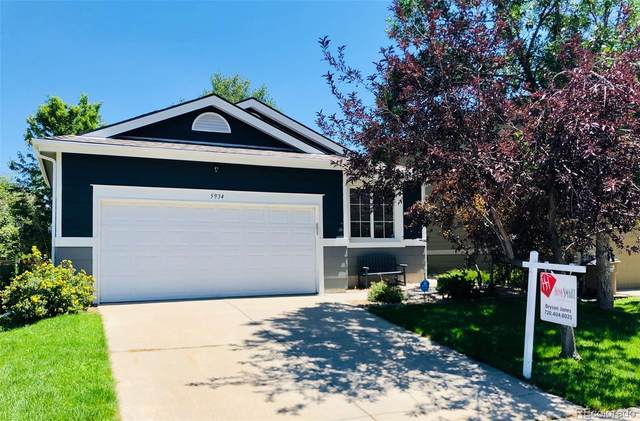 5934 S Waco Court, Aurora, CO 80016 (#2267984) :: The Brokerage Group