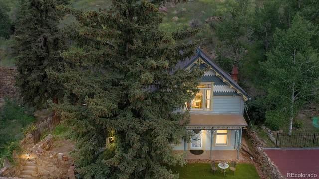 106 Casey Street, Central City, CO 80427 (MLS #2268159) :: Find Colorado