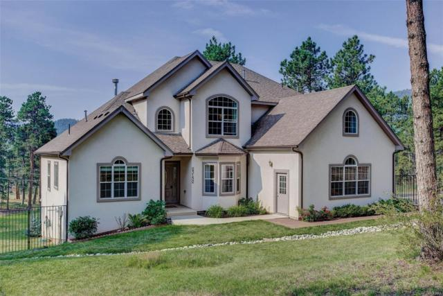 23152 Shoshone Road, Indian Hills, CO 80454 (#2268264) :: Bring Home Denver