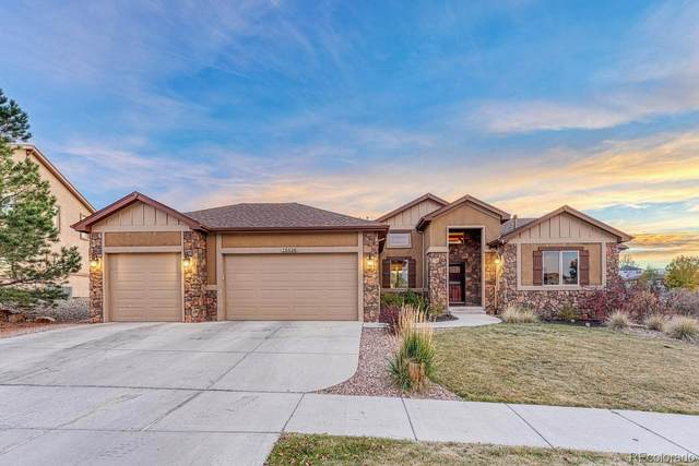 12426 Creekhurst Drive, Colorado Springs, CO 80921 (#2268332) :: James Crocker Team