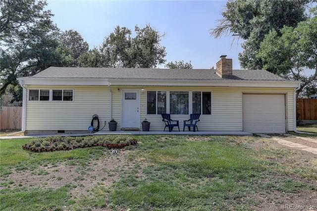 10100 W 8th Avenue, Lakewood, CO 80215 (#2268414) :: My Home Team