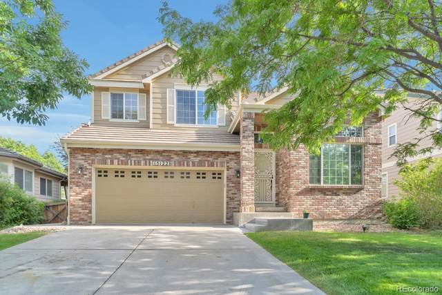 15122 E 117th Place, Commerce City, CO 80603 (#2268489) :: The HomeSmiths Team - Keller Williams