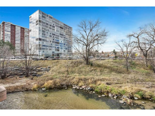 3100 E Cherry Creek South Drive #303, Denver, CO 80209 (#2268492) :: Thrive Real Estate Group