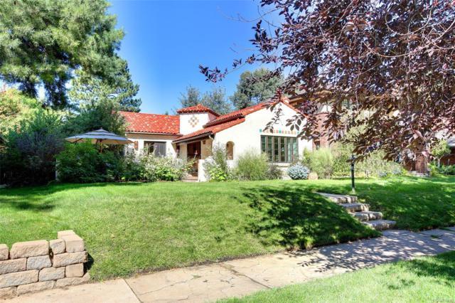 2275 S Adams Street, Denver, CO 80210 (#2268639) :: The Peak Properties Group