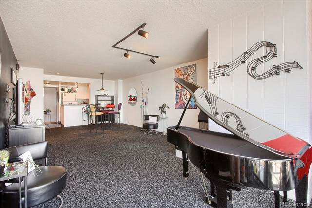 1777 Larimer Street #1503, Denver, CO 80202 (#2269238) :: Peak Properties Group