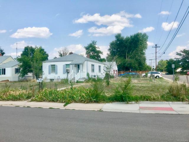 1990 S Huron Street, Denver, CO 80223 (#2269465) :: The DeGrood Team