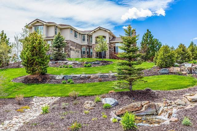 4740 Sonado Place, Parker, CO 80134 (#2269793) :: The Heyl Group at Keller Williams