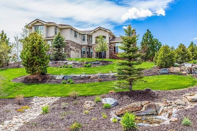 4740 Sonado Place, Parker, CO 80134 (#2269793) :: Briggs American Properties