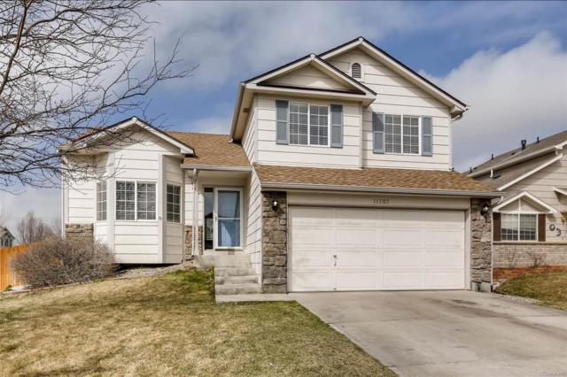 11707 Oakland Drive, Commerce City, CO 80640 (#2270182) :: The Peak Properties Group