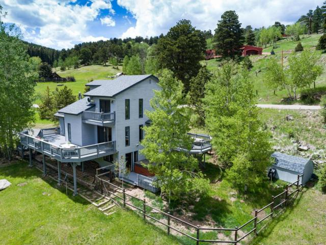 15 Timber Lane, Evergreen, CO 80439 (#2270722) :: Berkshire Hathaway Elevated Living Real Estate