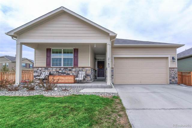 2183 Opal Avenue, Lochbuie, CO 80603 (#2271469) :: My Home Team