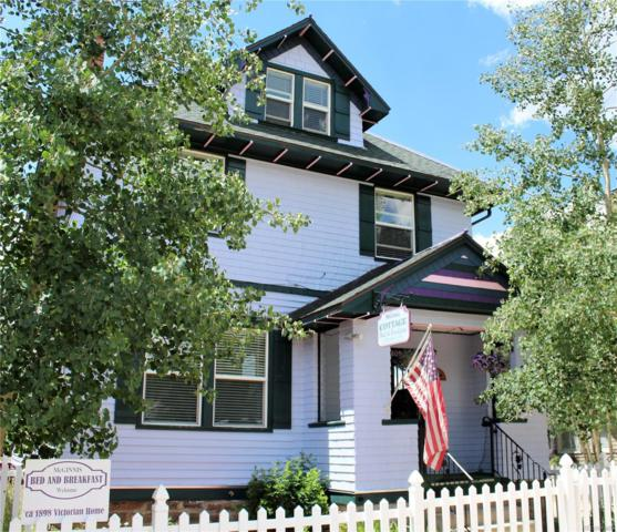 809 Spruce Street, Leadville, CO 80461 (#2271540) :: Wisdom Real Estate