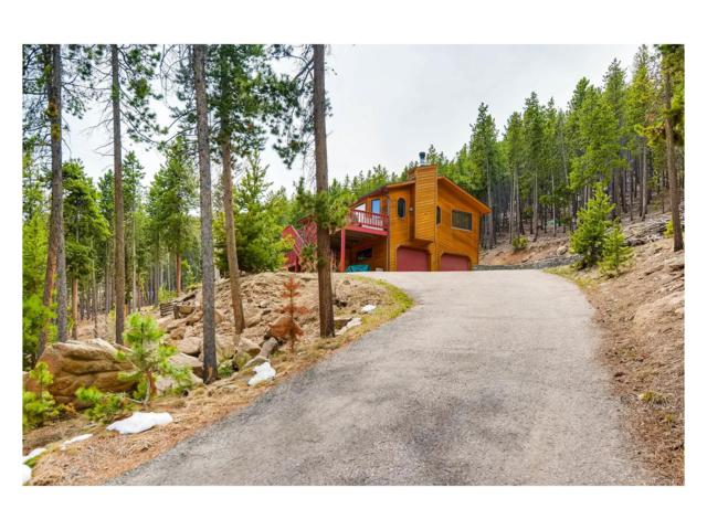 6748 Woodchuck Way, Evergreen, CO 80439 (#2271809) :: The Peak Properties Group