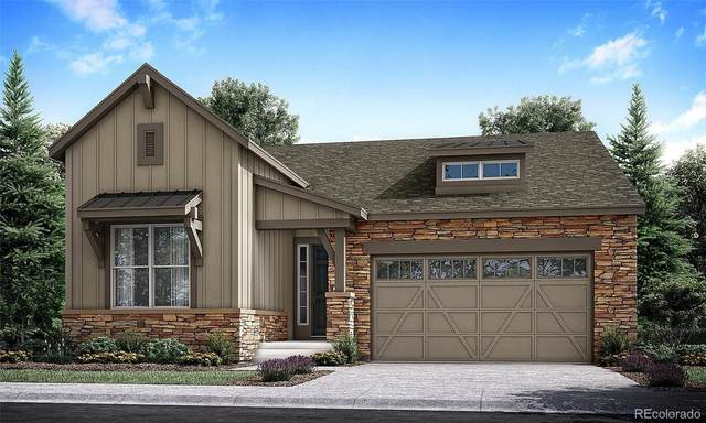 8123 Mount Ouray Road, Littleton, CO 80125 (#2272023) :: Compass Colorado Realty