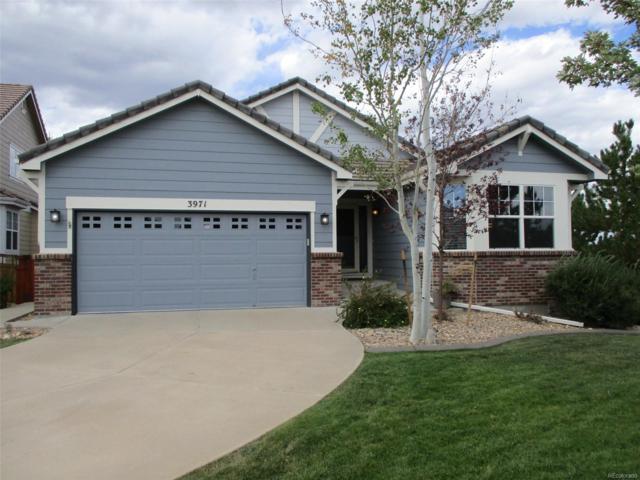 3971 Kestrel Court, Castle Rock, CO 80109 (MLS #2272046) :: 8z Real Estate