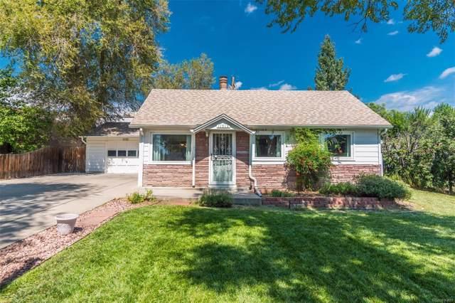 11915 W Independence Avenue, Golden, CO 80401 (MLS #2272094) :: 8z Real Estate