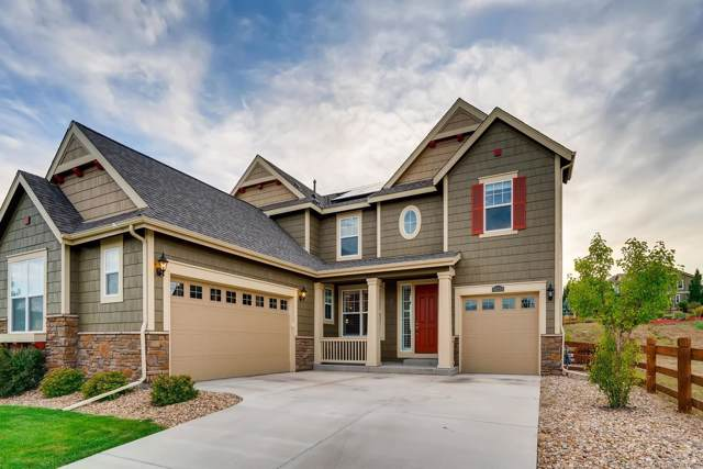 10231 Isle Street, Parker, CO 80134 (#2272184) :: The DeGrood Team