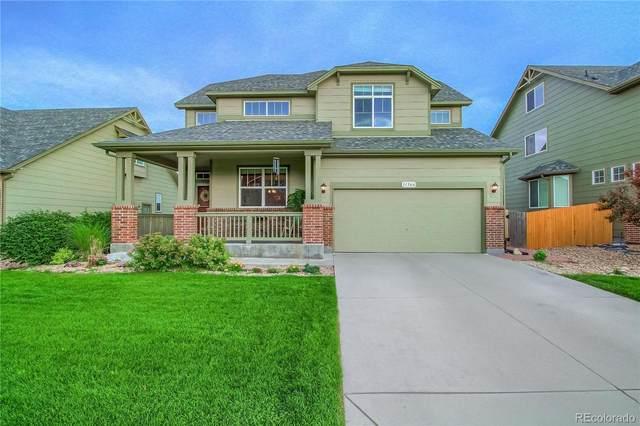 11366 River Oaks Lane, Commerce City, CO 80640 (MLS #2272586) :: Neuhaus Real Estate, Inc.