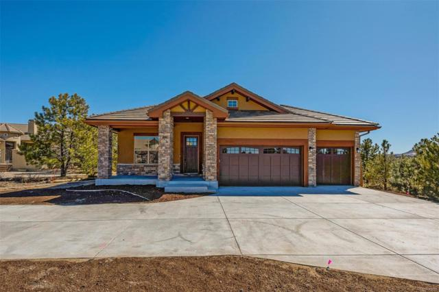 5027 Ballarat Lane, Castle Rock, CO 80108 (#2272808) :: The Peak Properties Group