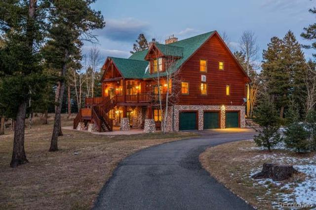 4992 Grouse Court, Evergreen, CO 80439 (MLS #2272981) :: 8z Real Estate
