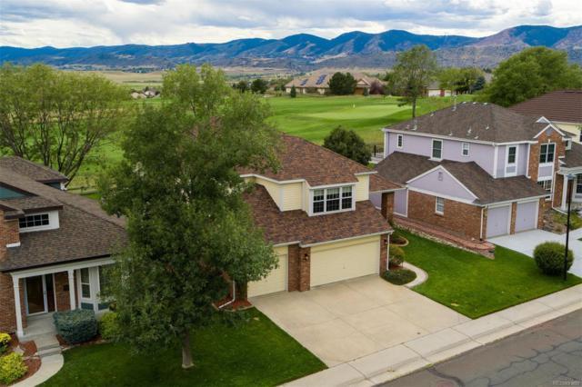 12550 W Auburn Avenue, Lakewood, CO 80228 (#2273024) :: House Hunters Colorado