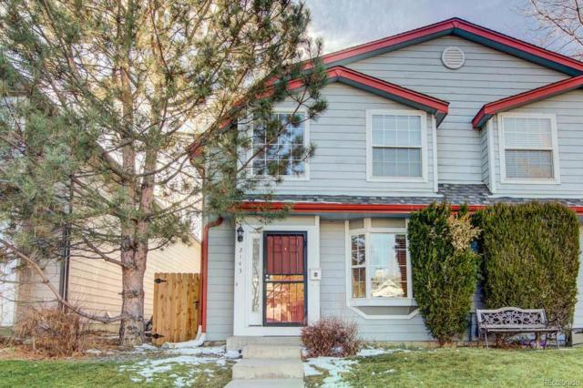 2143 S Grant Street, Denver, CO 80210 (#2273227) :: The Pete Cook Home Group
