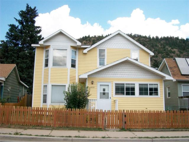 1022 Miner Street, Idaho Springs, CO 80452 (MLS #2273940) :: 8z Real Estate