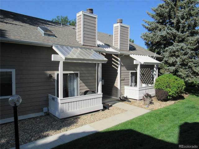 4321 S Andes Way #101, Aurora, CO 80015 (#2273973) :: Own-Sweethome Team