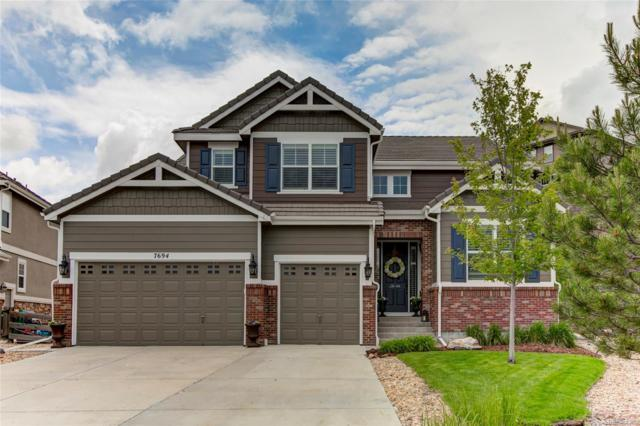 7694 S Eaton Park Court, Aurora, CO 80016 (#2274000) :: The Gilbert Group