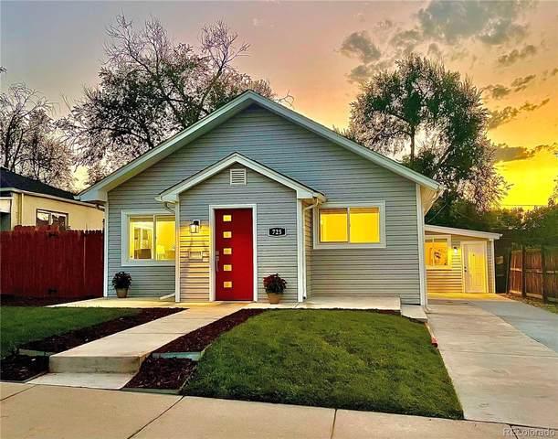 725 Osceola Street, Denver, CO 80204 (MLS #2274284) :: Bliss Realty Group
