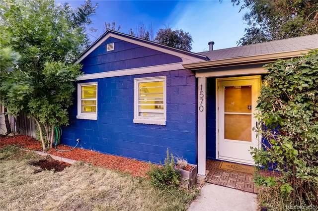 1570 Willow Street, Denver, CO 80220 (#2274391) :: The Margolis Team