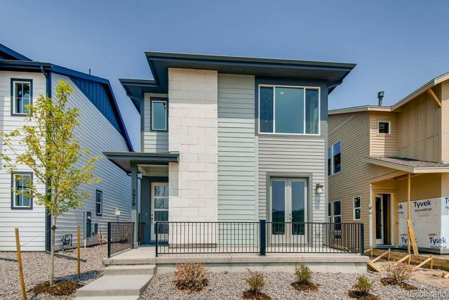 5978 Sima Circle, Highlands Ranch, CO 80130 (#2274509) :: The DeGrood Team