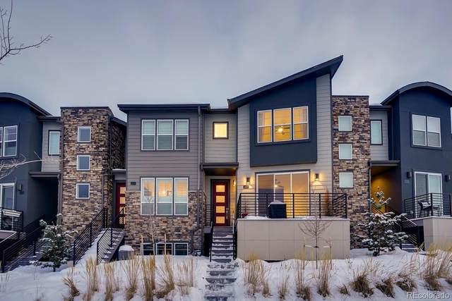 2602 Meadows Boulevard C, Castle Rock, CO 80109 (#2275318) :: Mile High Luxury Real Estate